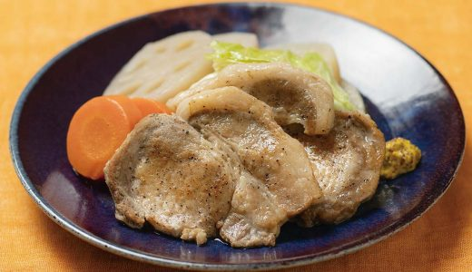 豚と産直野菜のポットロースト